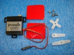 D-Power DS-840BB MG Digital Servo